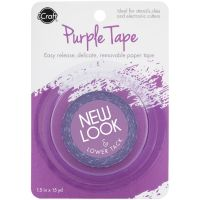 Purple Removable Tape