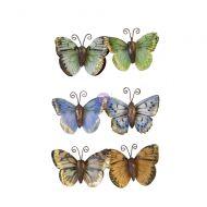 Majestic Flight 3D Paper Butterflies
