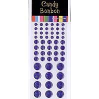 Purple Candy Stickers