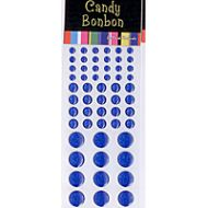 Blue Candy Stickers