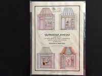 Dolly Dimples Fabulous Shops Decoupage Card Kit 1