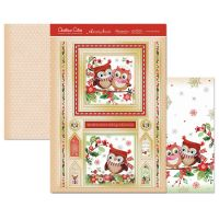 Love Christmas Card Topper Set