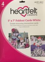 Heartfelt Creations Fold Out Cards Large