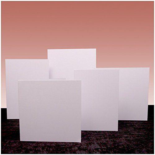 Hunkydory Essential Card Blanks Bulk Pack