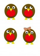 Four Robins Paper