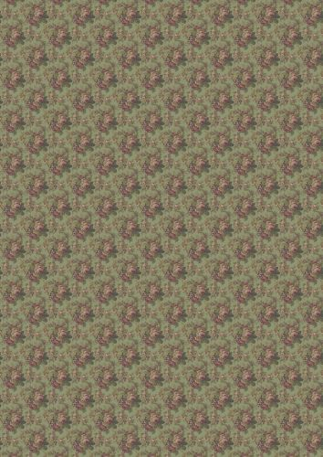 Autumn Rose Background Paper