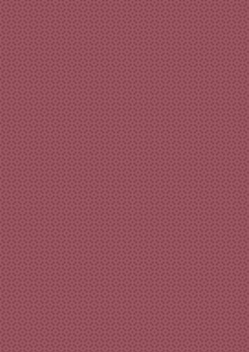 Lines and Circles Plum Background Paper