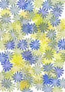 Azalea Blue Paper