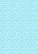 Dark on Light Turquoise Polka Dot