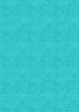 Turquoise Double Dot Background Paper