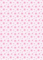 Pink Daisy Background Paper