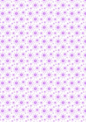 Purple Daisy Background Paper