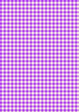Purple Gingham Background Paper