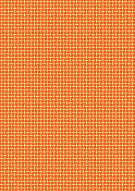 Tangerine Weave Background Paper