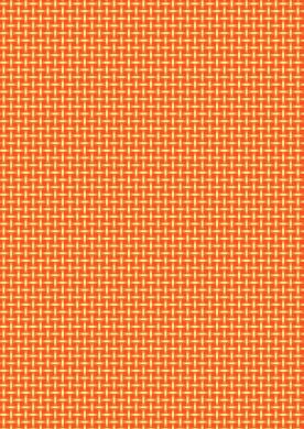 Tangerine Weave Background Paper