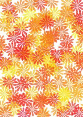 Azalea Red Paper