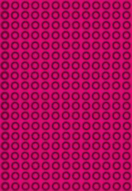 Pink Circles Paper
