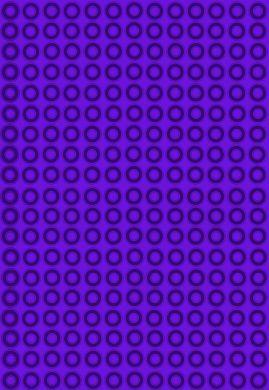 Blue Circles Paper