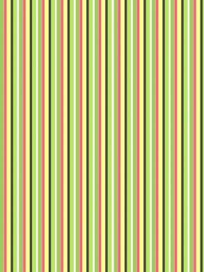 Green Stripes Paper