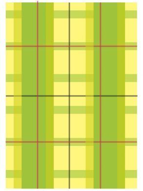 Green Tartan Paper
