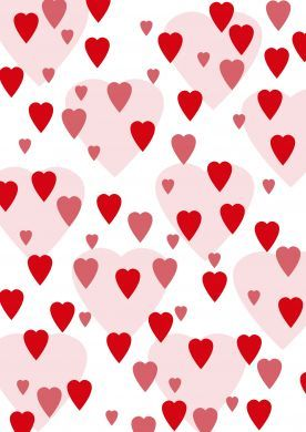 Hearts Paper