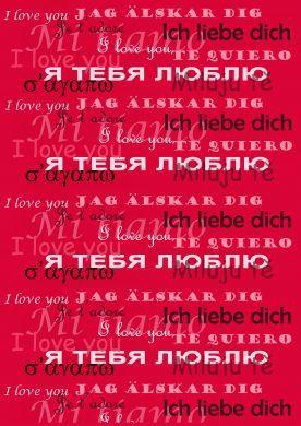 Language of Love Paper