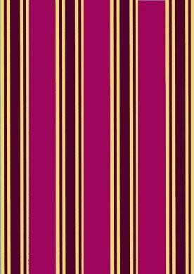 Purple Regency Stripe Paper