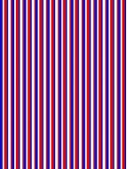 Patriotic Stripes Background Paper
