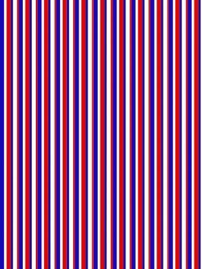 Patriotic Stripes Background Paper