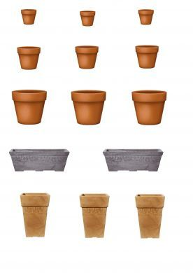 Plant Pots and Planters