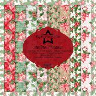 Mistletoe Christmas 6 x 6 Paper Pad