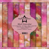 Blush Watercolour 6 x 6 Paper Pad