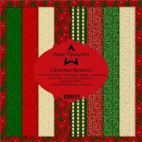 Christmas Romance 6 x 6 Paper Pad