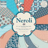 First Edition Neroli 12 x 12 Paper Pad