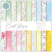 Bloom and Wild Essential 6 x 6 Paper Pad