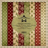 Vintage Christmas 6 x 6 Paper Pad