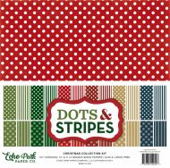 Dots and Stripes 12 x 12 Paper Pack