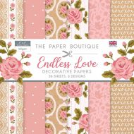 Endless Love 6 x 6 inch Paper Pad