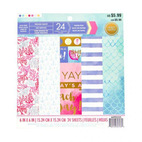 Feeling Nauti 6 x 6 Paper Pad