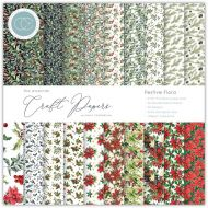 Festive Flora 6 x 6 Christmas Paper Pad (OUT OF STOCK)