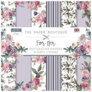 Paper Boutique For Her 6 x 6 Paper Pad