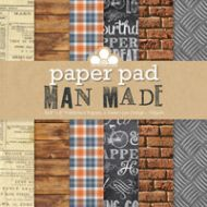 Man Made Paper Pad