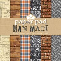 Man Made Paper Pad (OUT OF STOCK)