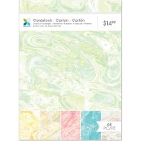 Marble Effect Paper Pad