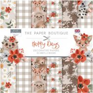 Happy Days 8 x 8 Paper Pad (OUT OF STOCK)