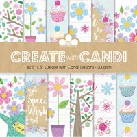 Create with Candi Paper Pad and Candi