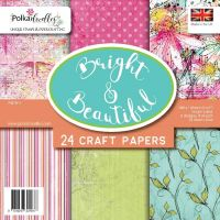 Bright and Beautiful 6 x 6 Paper Pad