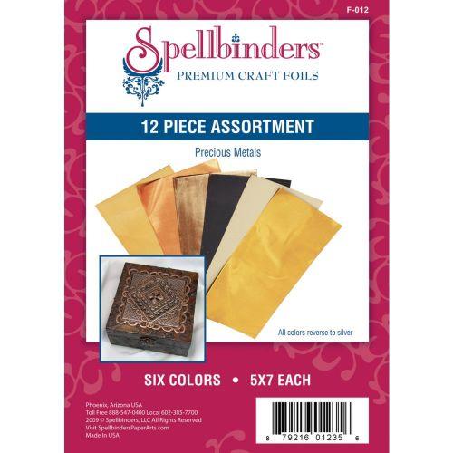 Spellbinders Craft Foil Precious Metals