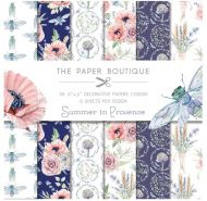 Summer in Provence 6 x 6 Paper Pad (OUT OF STOCK)
