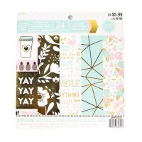 Uptown Chic 6 x 6 Paper Pad (DISCONTINUED)